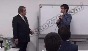 金井英之セミナーDVD 3分間スピーチ実践2